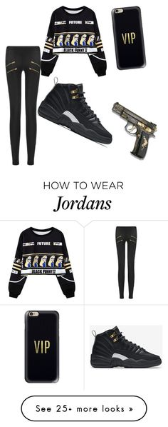 Untitled #46 by zoethebexx on Polyvore featuring NIKE, Chicnova Fashion, Casetify and Varley