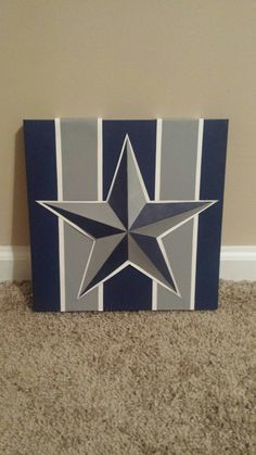 Dallas Cowboys Wall Art dallas cowboys framed canvas wall art decor | framed canvas, wall