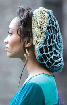 Glitz n' Glamour Hairnet