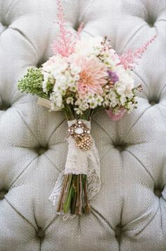 #pastel #flowers #wedding #bouquet