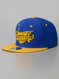 Diamante Wear Classic Snapback Blue #DiamanteWear #Snapback #Cap #Caps