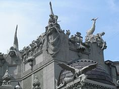 House with Chimaeras - Kiev, Ukraine