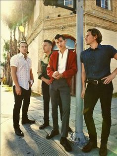 Arctic Monkeys | Music Biography, Streaming Radio and Discography | AllMusic
