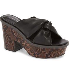 99b4e5a17c Ainsley Platform Sandal, Main, color, BLACK Summer Shoes, Color Black,  Sandal