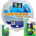Drinking Water Hose 10m With Fittings $31