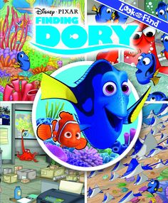 Finding Dory Look and Find (Disney Pixar) Price:$7.52