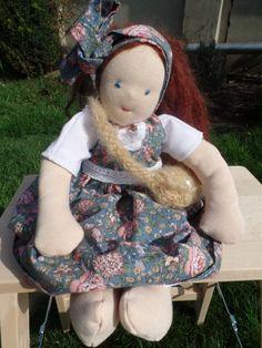 Waldorf Doll by LittleDollsBySzandra on Etsy