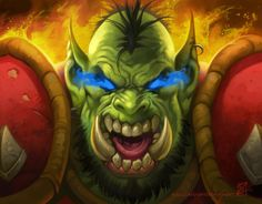 #wowtcg #warcraft #orc