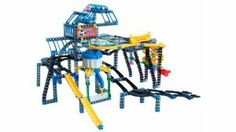 Rokenbok Construction World II by Rokenbok. $139.99. Rokenbok Sharpens Cognitive Thinking, Refines Motor Skills, Promotes Social Skills and Cooperative Play, Enhances Creativity and Brings Families together:. Modular- interacts with all Rokenbok. Recommended Age Range 6 to 12 Years.. Rokenbok is Winner of over 40 Awards.. Rokenbok is unique. Radio controlled, interactive and expandable. The only RC construction toy.. From the Manufacturer                This huge 400 piece bu...