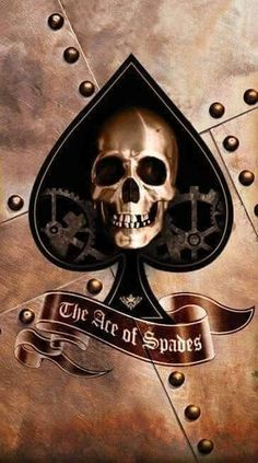Image result for ace of spades tattoo