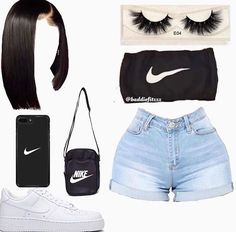 Stylish Outfits for Teens Cute Lazy Outfits, Swag Outfits For Girls, Cute Swag Outfits, Teenage Girl Outfits, Teen Fashion Outfits, Dope Outfits, Girly Outfits, Grunge Outfits, Fashion Clothes