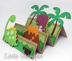 little stamper: כרטיס יום הולדת לאורי