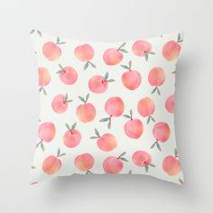 Peach, fruit, summer, food...