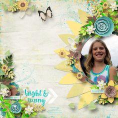 Digital: Bright and Sunny