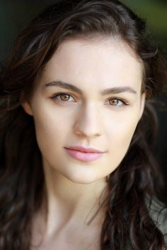 Rachel Clark, heroine of Seeking His Love (Sophie Skelton)