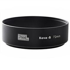 Pixel Kova-S 72mm Standard Metal Cuffs Hood - US$ 16.99
