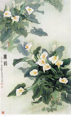 """Автор - Деда-еу . Это цитата этого сообщения Птицы и цветы китайских художников Деда-еу Птицы и цветы китайских художников """"> Оригинал записи и комментарии на LiveInternet.ru"""
