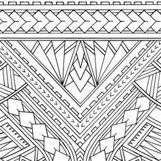 Wrap Around Arm Polynesian Tattoo Design and Stencil – Instant Digital Down … - maori tattoos Polynesian Tattoo Meanings, Polynesian Tattoo Sleeve, Polynesian Tattoos Women, Polynesian Tattoo Designs, Filipino Tattoos, Maori Tattoo Designs, Hawaiian Tattoo, Polynesian Art, Hawaiian Tribal