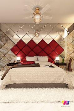Modern Luxury Bedroom, Luxury Bedroom Design, Room Design Bedroom, Luxury Rooms, Bedroom Furniture Design, Home Room Design, Luxurious Bedrooms, Home Decor Bedroom, Home Interior Design