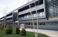 Ciudad Deportiva Real Madrid C.F. Valdebebas, Madrid