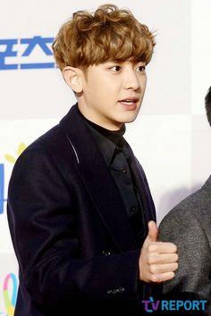 EXO 엑소 || 160114 25th Seoul Music Awards || Park Chan-Yeol 박찬열