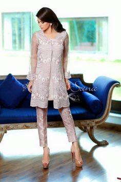 Sana Salman Eid-UL-Azha Dresses Collection 2015 for young Girls