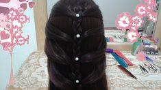 8 peinados faciles rapidos y bonitos con trenzas de moda para niña en ca...