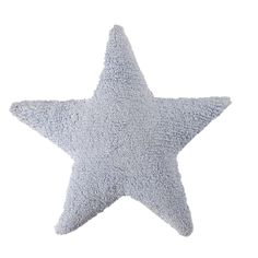 Blue Star Cushion - Castles for Rascals