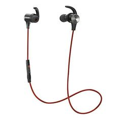 Bluetooth Headphones TaoTronics Wireless Magnetic Earbuds, Snug Fit Sports Built in Mic Waterproof, aptX Stereo, 6 Hours Playtime, CVC Noise Cancelling Microphone) Green Workout Headphones, Wireless Headphones Review, Wireless Headphones For Running, Audiophile Headphones, Waterproof Headphones, Best Noise Cancelling Earbuds, Microphone For Sale, Smartphone, Android