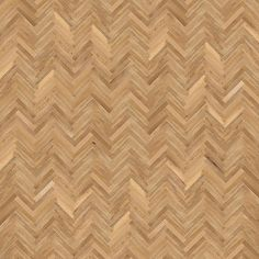 Light Oak Herringbone Parquet