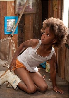 Les Bêtes du sud sauvage : photo Quvenzhané Wallis