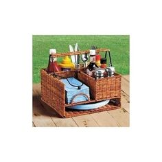 RATTAN UTENSIL AND CONDIMENT HOLDER - Google Search