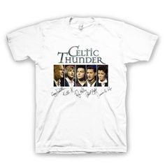 Original Celtic Thunder Tour Tee