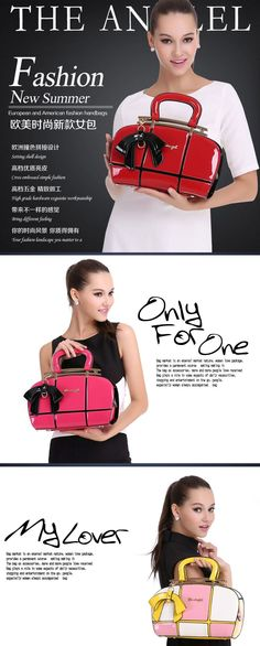 elegant sweet patent leather woman bag with bow  http://www.dhgate.com/product/linmeimode-high-quality-elegant-sweet-patent/234210786.html?recinfo=17,0,1#svh-1-5|null:0