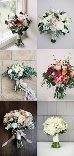 trending-wedding-bouquet-ideas-for-2018.jpg (600×1267)