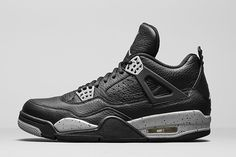 "Nike Air Jordan 4 Retro – Tech Grey/Black ""Oreo"""