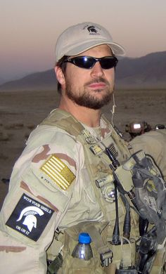 """Navy SEAL Adam Brown was killed in action in Komar Province, Afghanistan on March 16, 2010.  Adam Brown's story is one of redemption, strength, determination and especially faith.  He overcame many extreme hurdles by the grace of God and rose all the way to SEAL Team 6.      Eric Blehm wrote a book on Brown called """"Fearless."""" It is worth reading."""