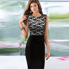 B.N.K  #Women's Fashionable #Round Sleeveless Dresses (Cotton)