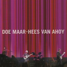 Doe Maar - Hees Van Ahoy at Discogs Walmart Shopping, Van, Songs, Music, Live, Products, Musica, Musik, Muziek