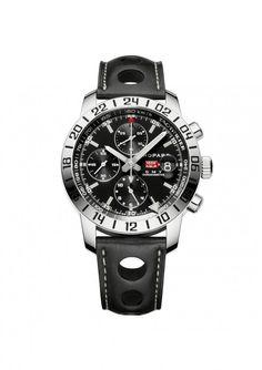 Chopard Watch Mille Miglia GMT Chrono stainless steel