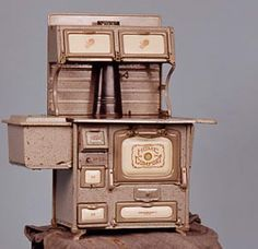 Home Comfort ...salesman's sample stove