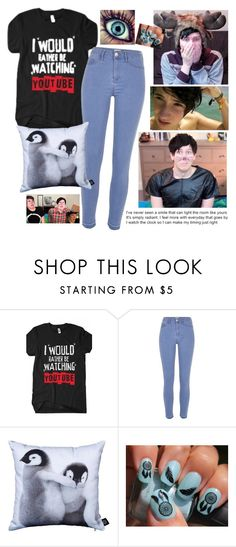 """""""Yes, Please"""" by watermelonandmusyc ❤ liked on Polyvore featuring River Island, By Nord, women's clothing, women, female, woman, misses and juniors"""