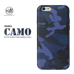 Amazon.co.jp: &y アンディ 【NEW モデル】 HB iPhone6 6s 対応 4.7インチ ソフトTPUケース マットタイプ BLACK CAMO カモフラージュ 迷彩 黒 フチ黒 (HB025): 家電・カメラ