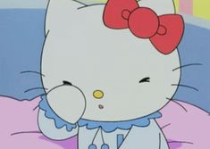My Melody Sanrio, Hello Kitty My Melody, Hello Kitty Vans, Sanrio Hello Kitty, Looney Toons, Hello Kitty Imagenes, Hello Kitty Backgrounds, Old Cartoons, Sanrio Characters