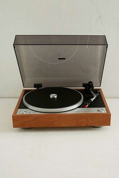 Onkyo CP-1050 Wood Vinyl Record Player - Urban Outfitters