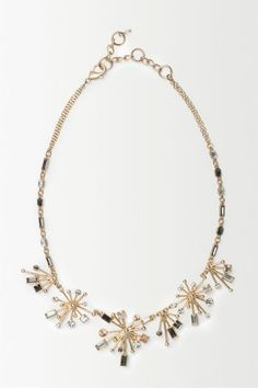 Gilded Constellation Necklace - anthropologie.eu