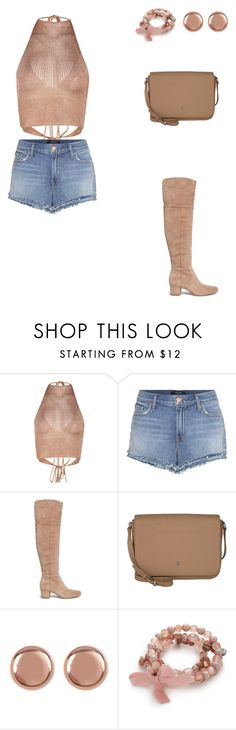 """Regroupd Retreat Coachella Party in Indio."" by cmmpany ❤ liked on Polyvore featuring J Brand, Sam Edelman, Etienne Aigner, Argento Vivo and Kim Rogers"