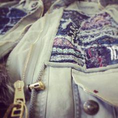 Projectfoce parka fashion