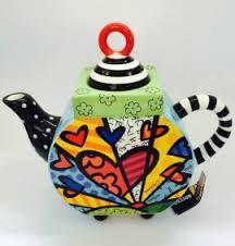 Resultado de imagem para APARELHOS DE CHÁ Marshall Pottery, Teapots Unique, Custom Aprons, Chenille Bedspread, Special Pictures, Crystal Glassware, Kettles, Tea Sets, Op Art