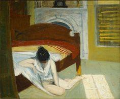 Edward Hopper, Summer interior